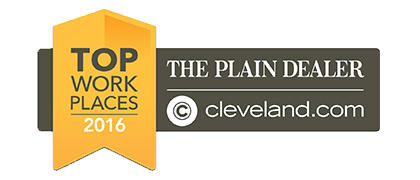 Plain Dealer Top Work Places 2016