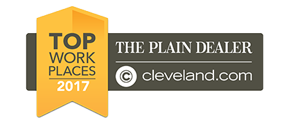 Plain Dealer Top Work Places 2017