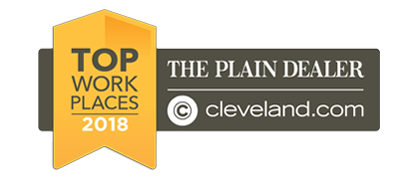Plain Dealer Top Work Places 2018