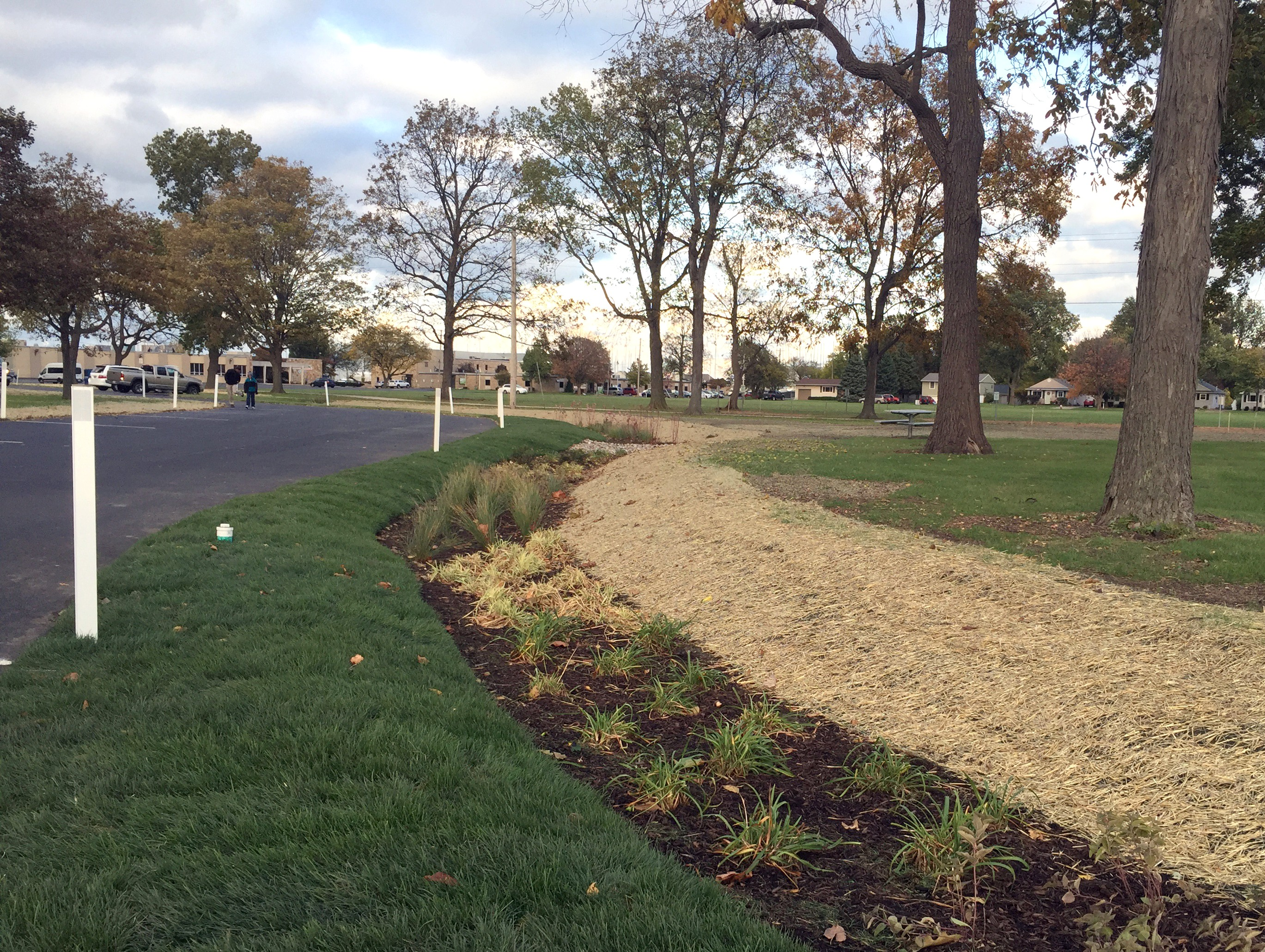 Sustainable Stormwater Management in Linear Transportation Projects