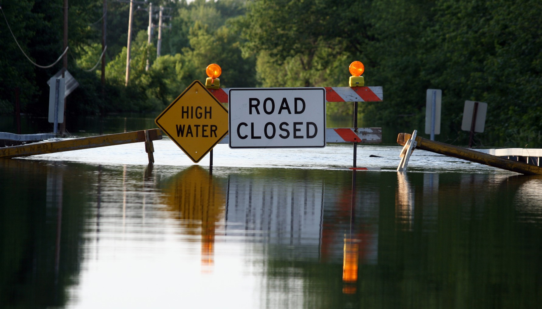 Failed Drainage = Failed Roadways – Fix Drainage Problems Today to Save Money in the Future